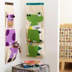 хранение детских игрушек обзор идей