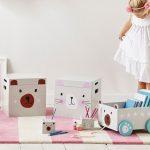 хранение детских игрушек советы