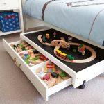 хранение детских игрушек рекомендации