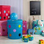 хранение детских игрушек варианты дизайна