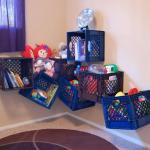 хранение детских игрушек идеи фото
