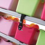 хранение детских игрушек в контейнерах