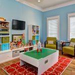 хранение детских игрушек идеи дизайн