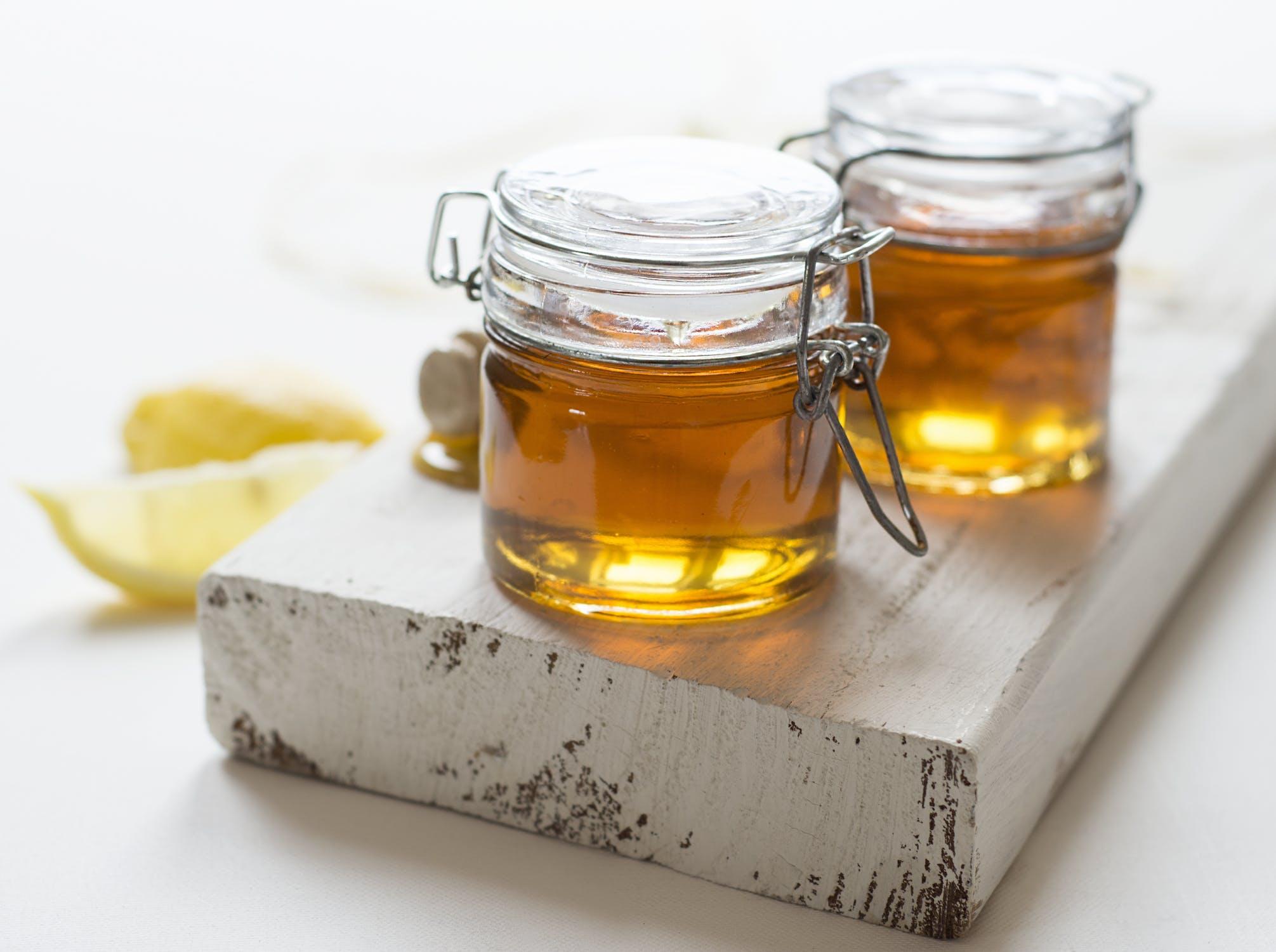 в чем хранить мед