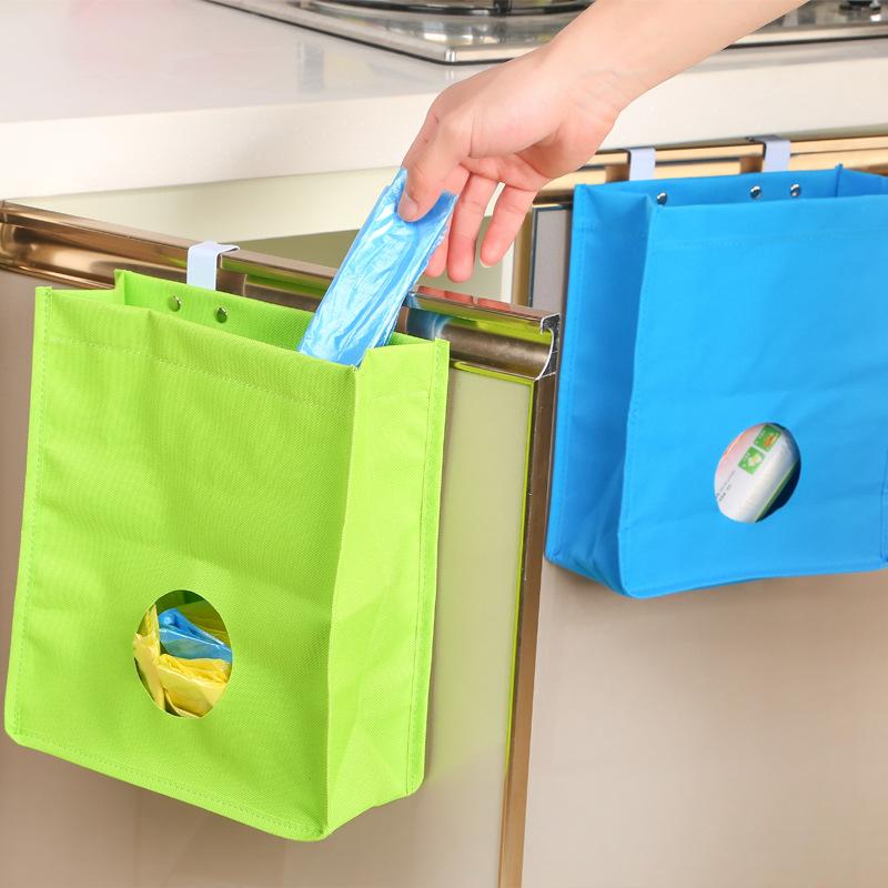 хранение пакетов на кухне оформление