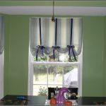 штора в кухню