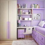 как выбрать шкаф для спальни девочки