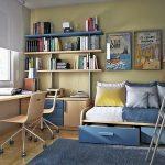 как организовать пространство в комнате