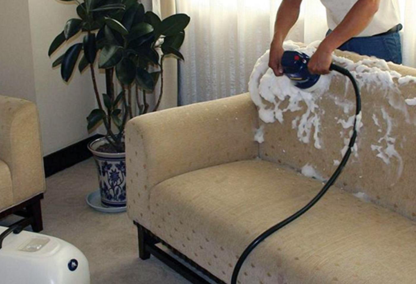 избавление от старых чернил на диване