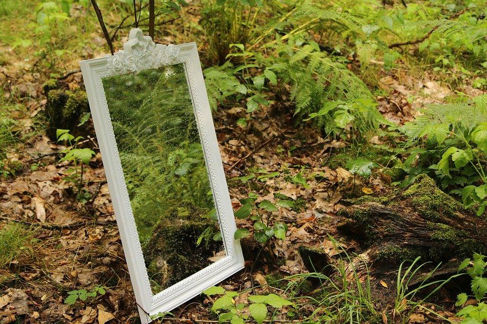 избавление от зеркала