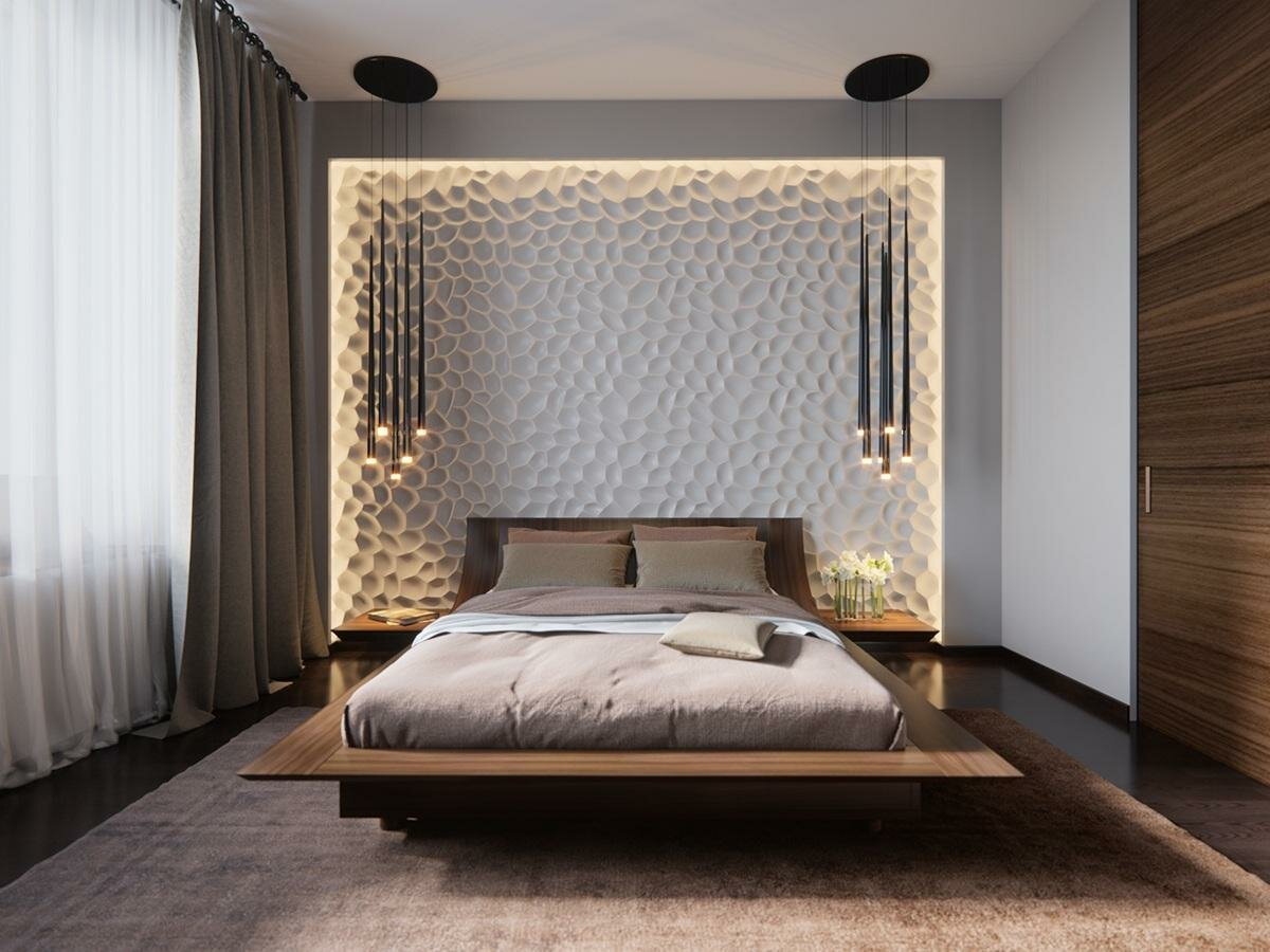 ходе фото кровать которую можно поставить поперек стены между ними лишь