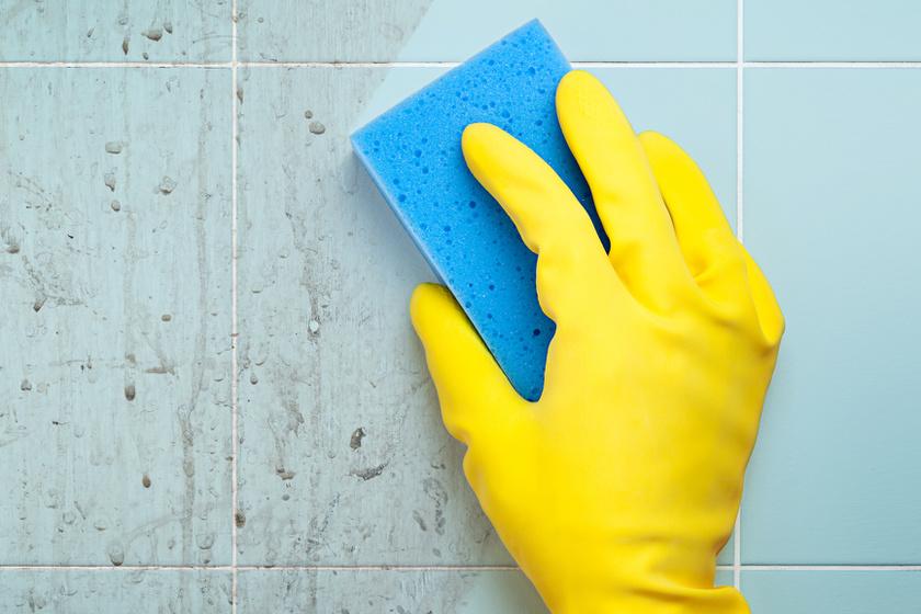 как правильно мыть кафель