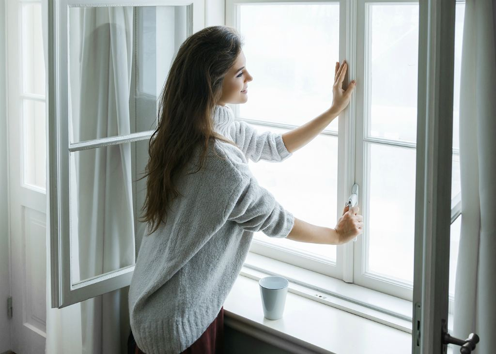 как часто нао проветривать квартиру