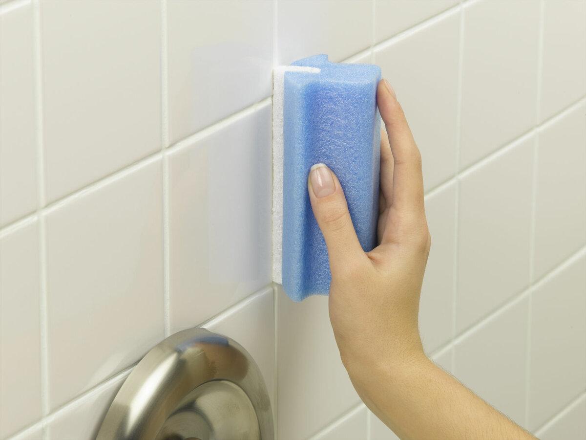 борьба с плесенью в ванной