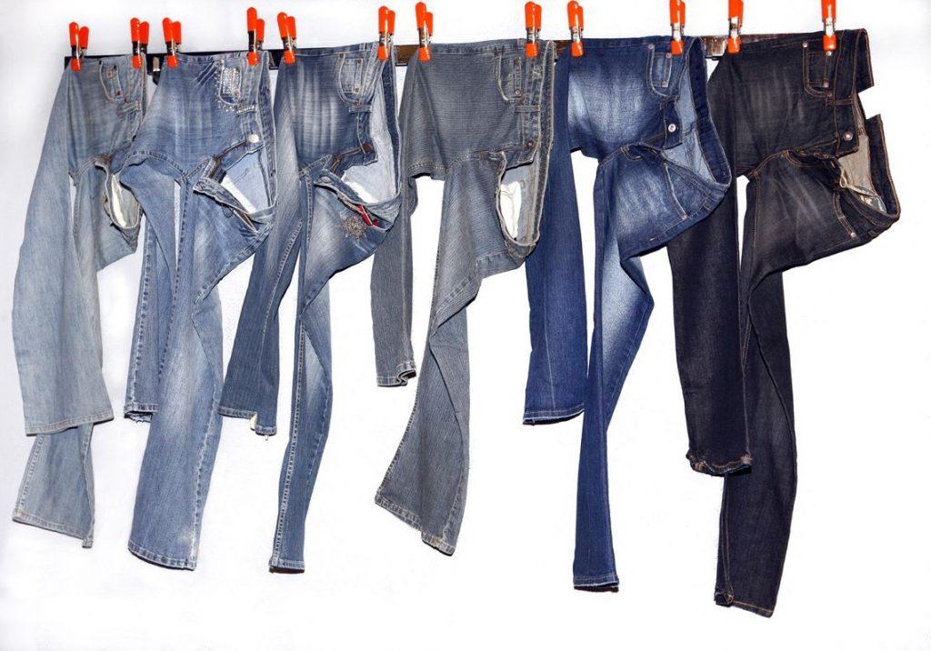 как отбелить джинсы в домашних условиях фото уже две посылочки