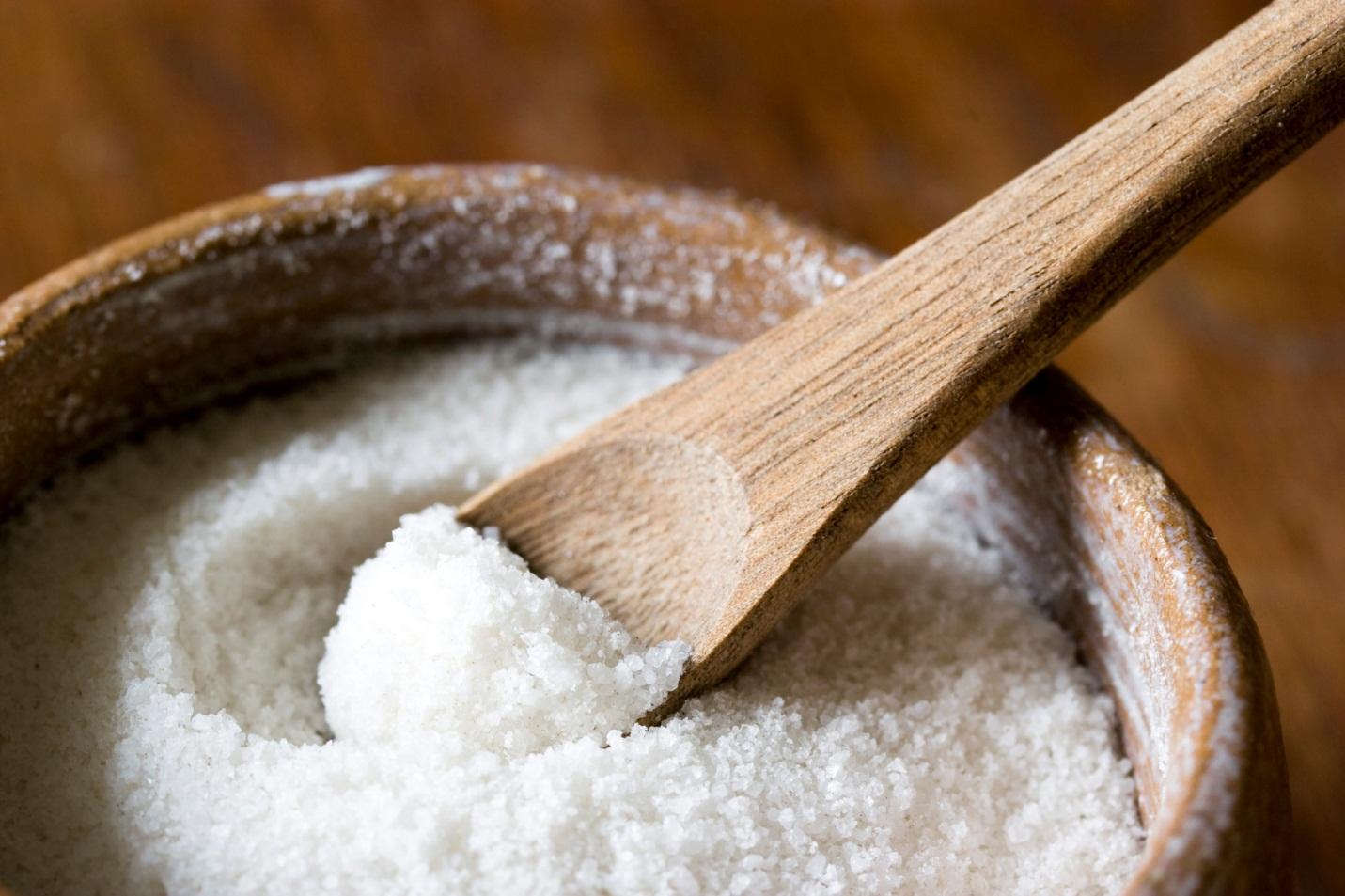 используйте соль