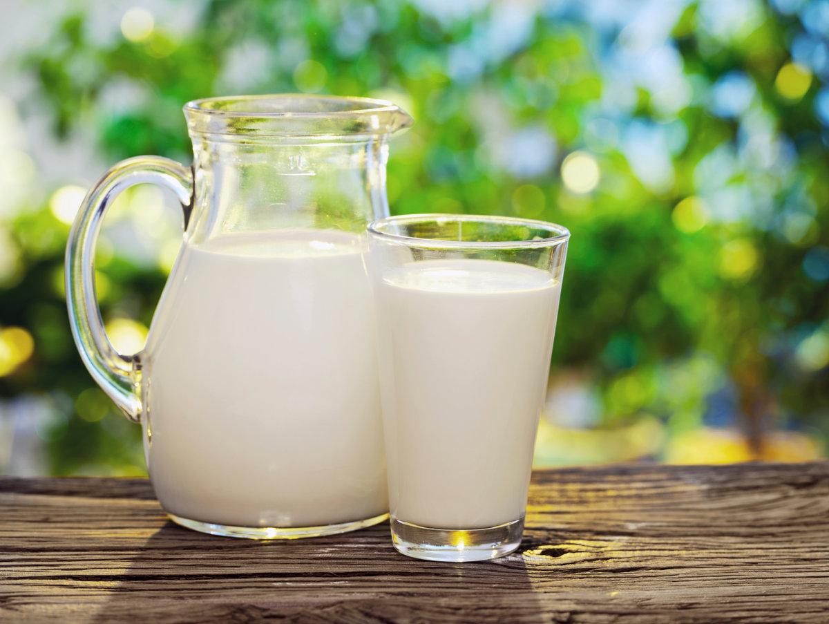 молоко для отбеливания тканей