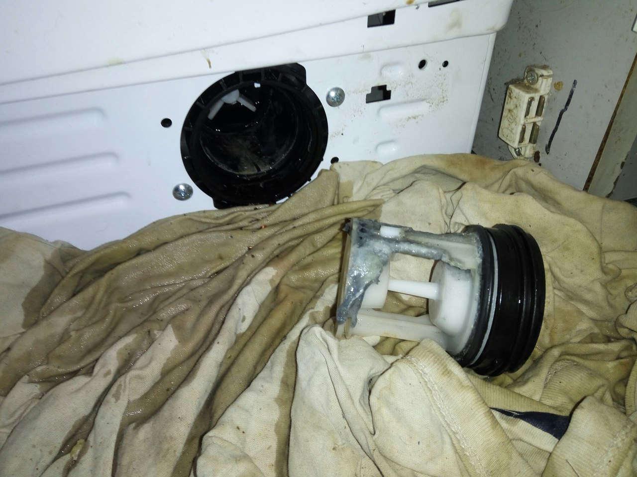 регулярная чистка стиральной машины