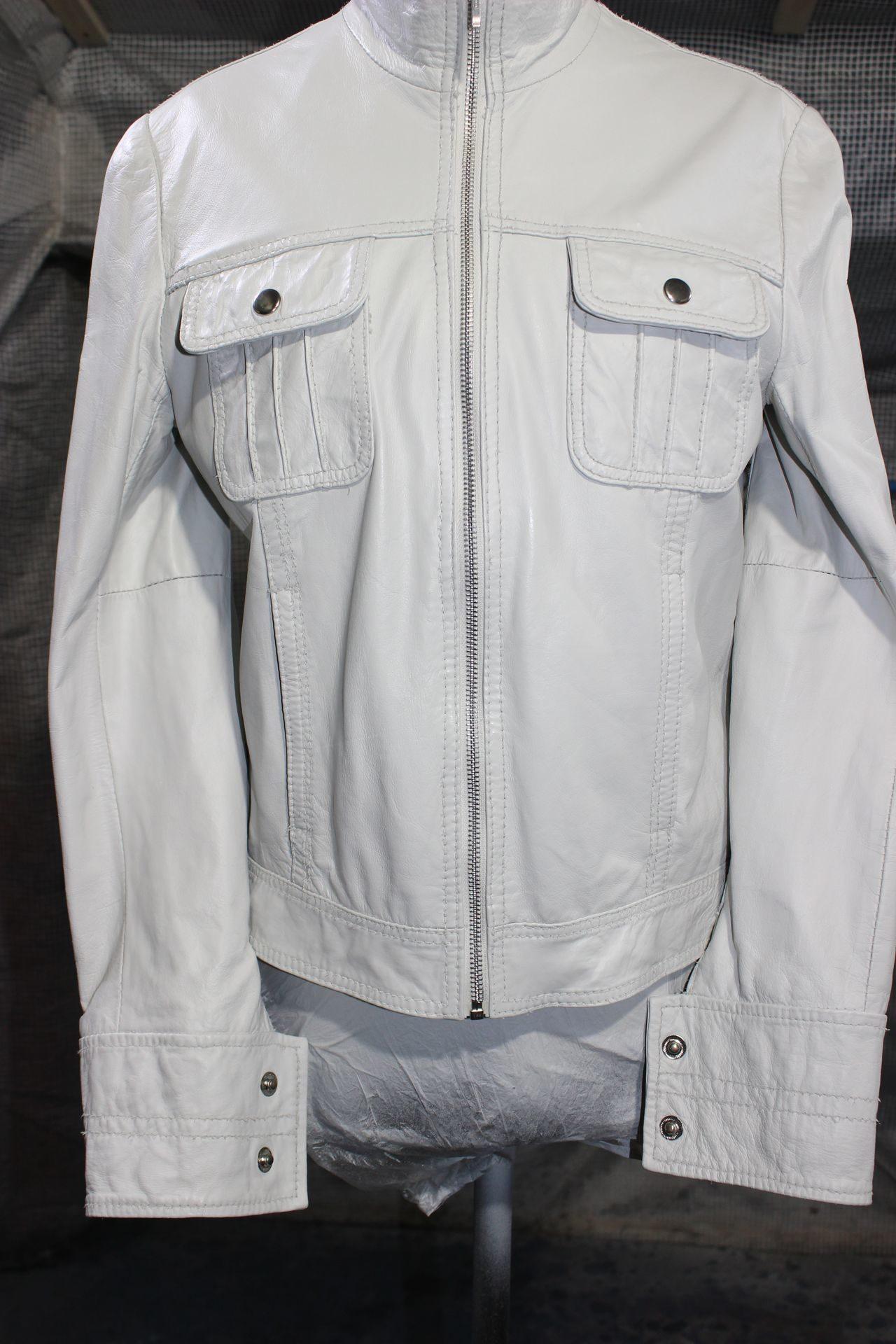 выбор краски для куртки