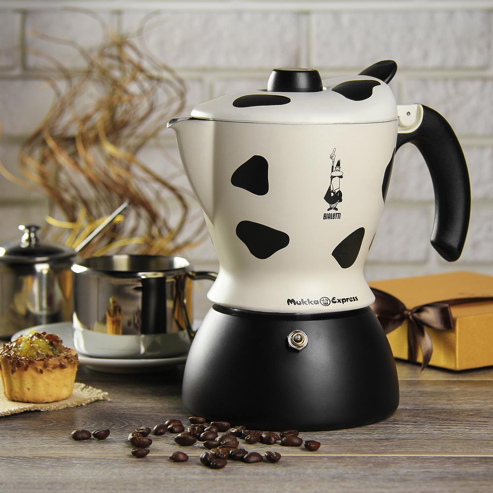 гейзерная кофеварка пятнистая