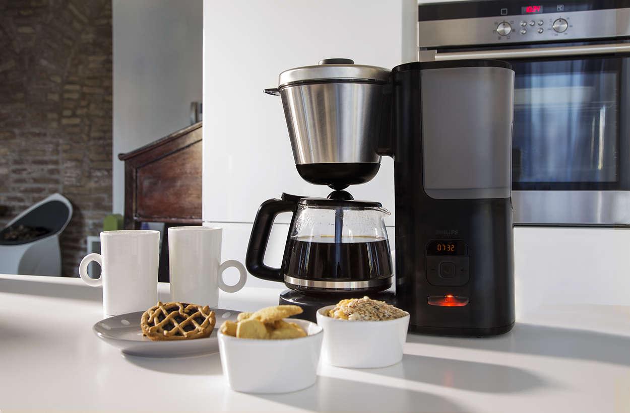 виды кофейных машин
