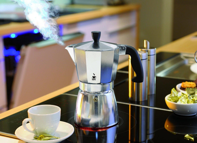 очистка кофеварки