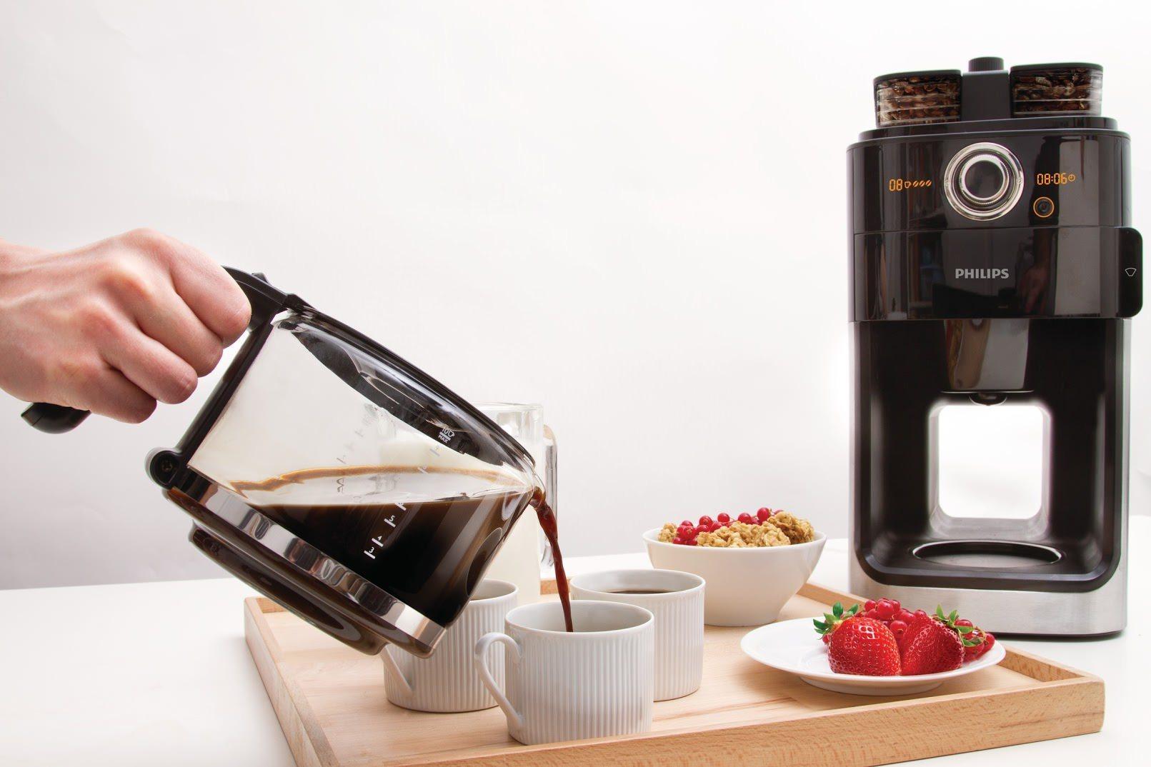 пользование кофемашиной