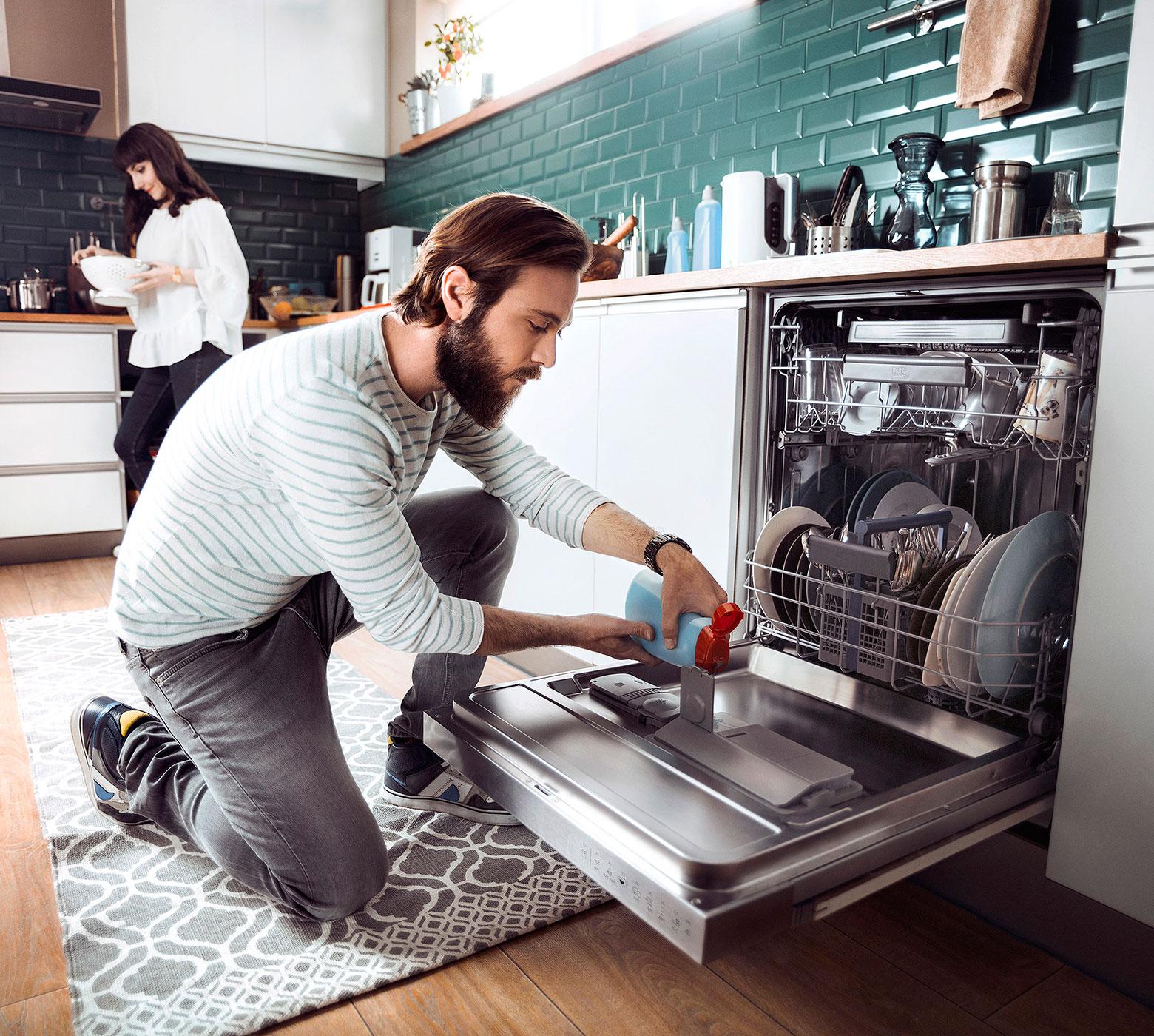 польза посудомоечной машины