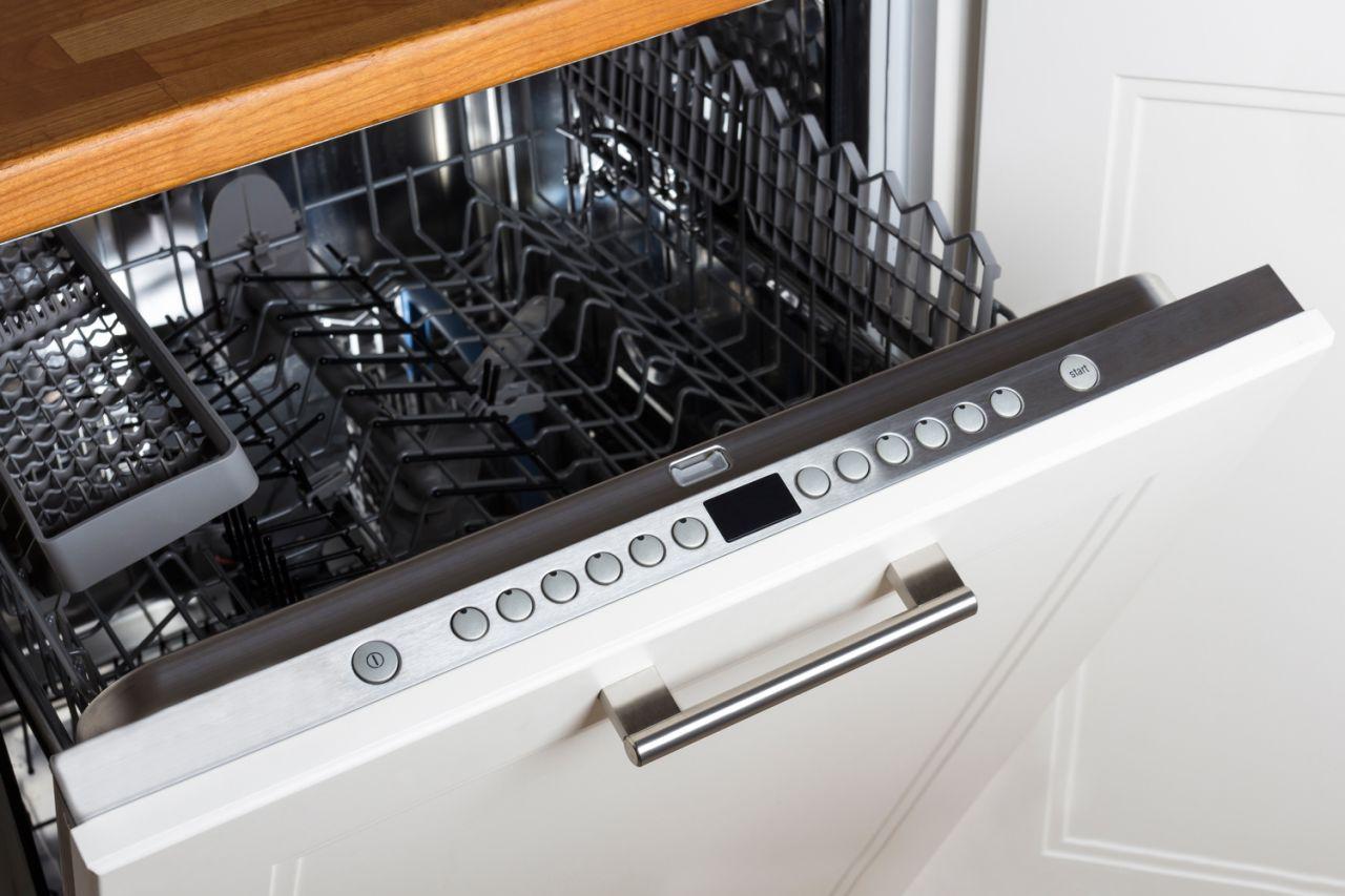 праила холостого запуска посудомойки
