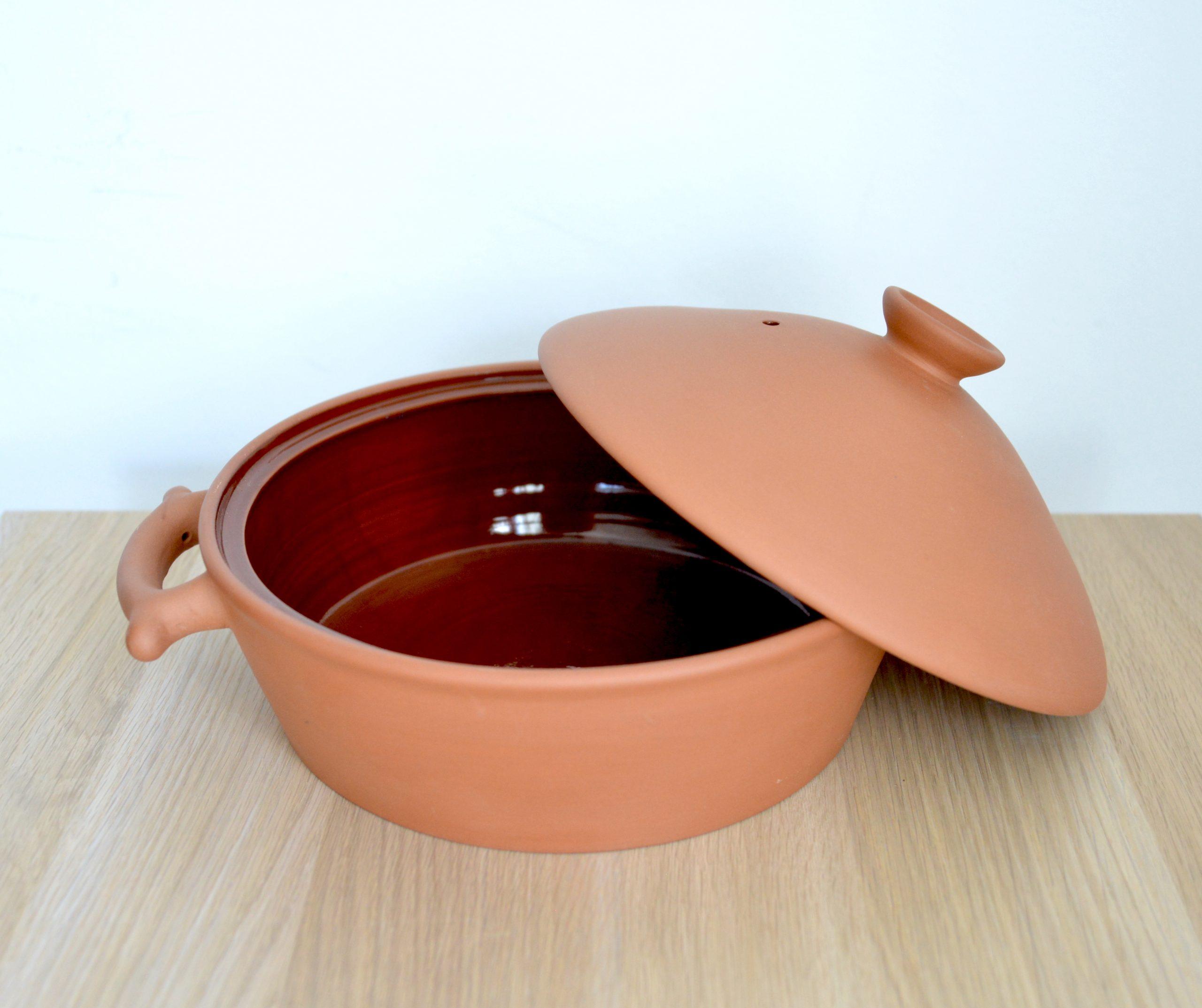 посуда из неглазурованной глины