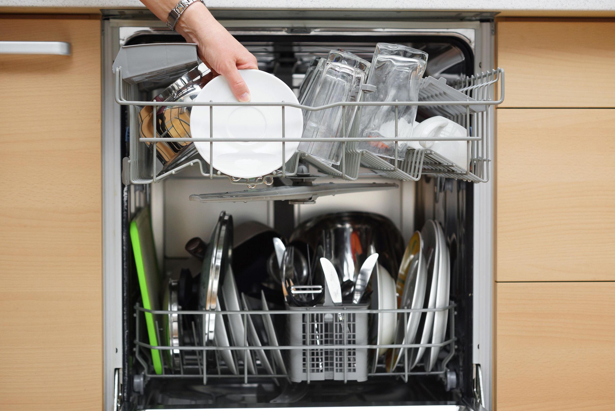 итенсивный режим посудомойки