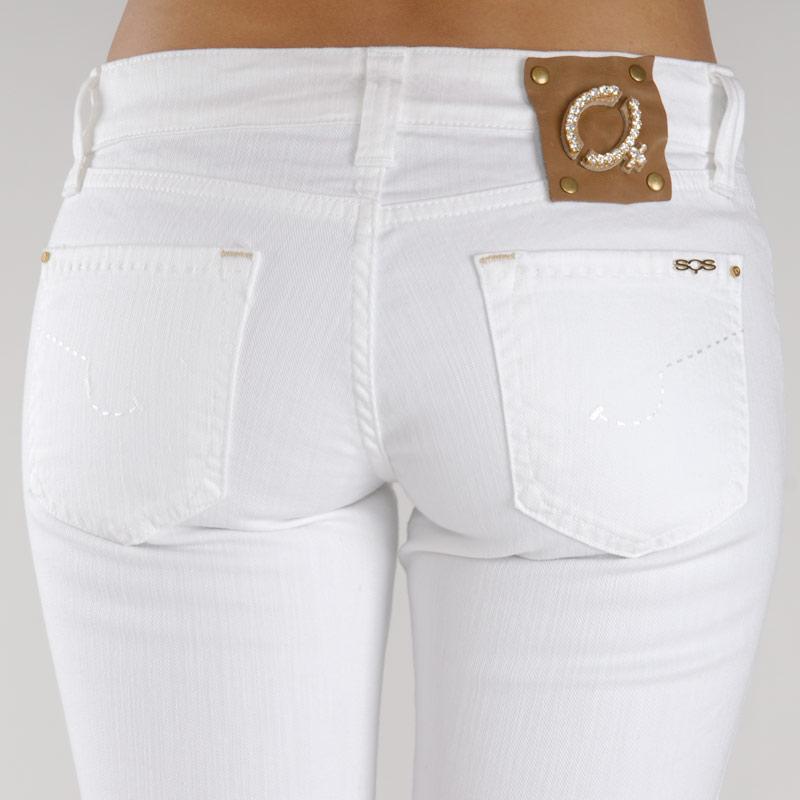 стирка белых джинсов