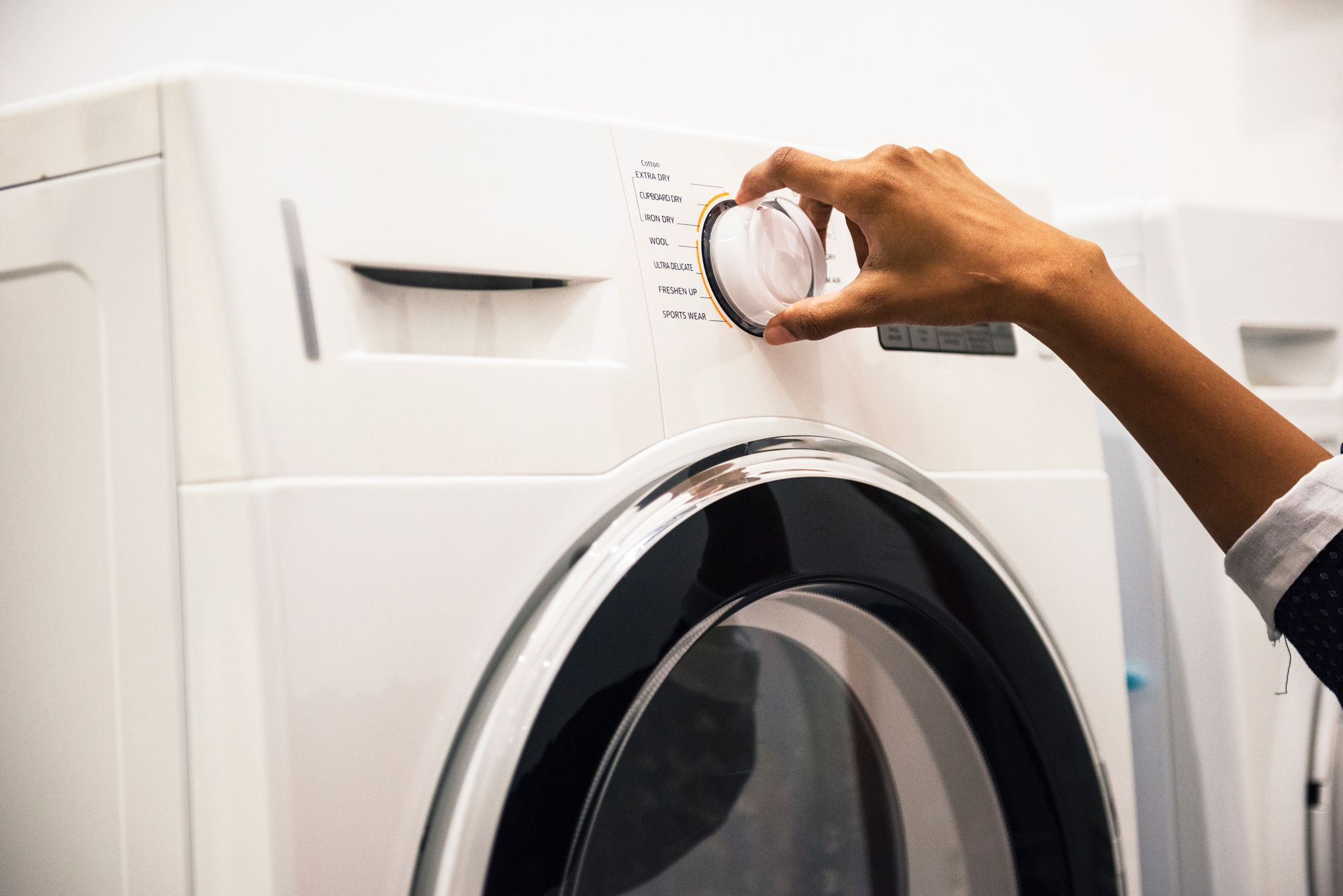 регулятор на стиральной машинке