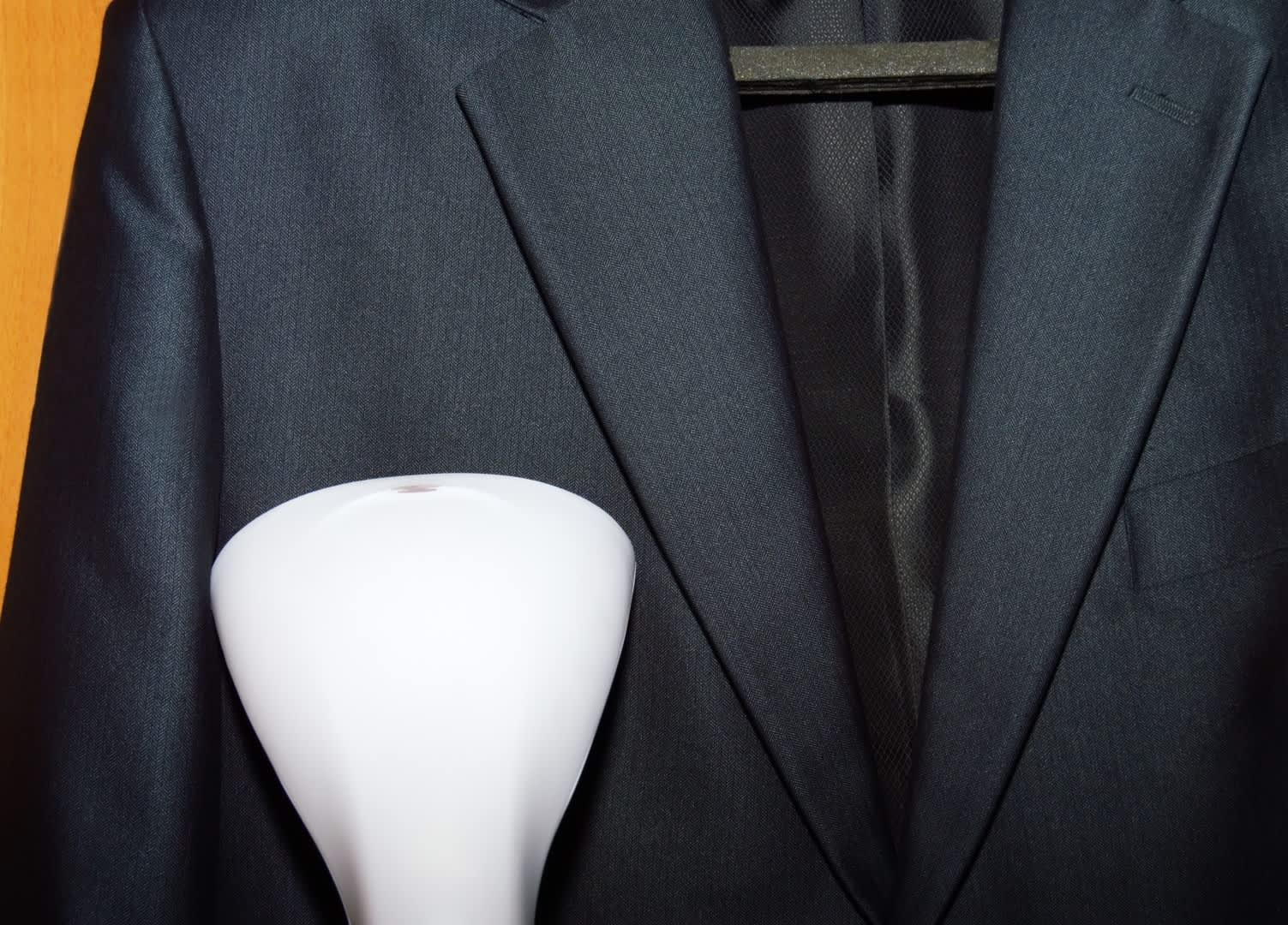 чистка лацканов пиджака