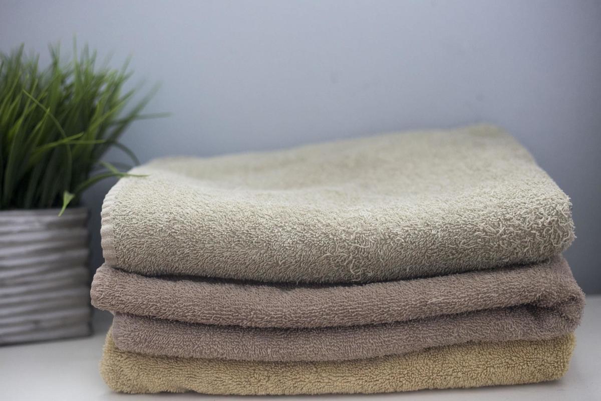 дешевая ткань у полотенец