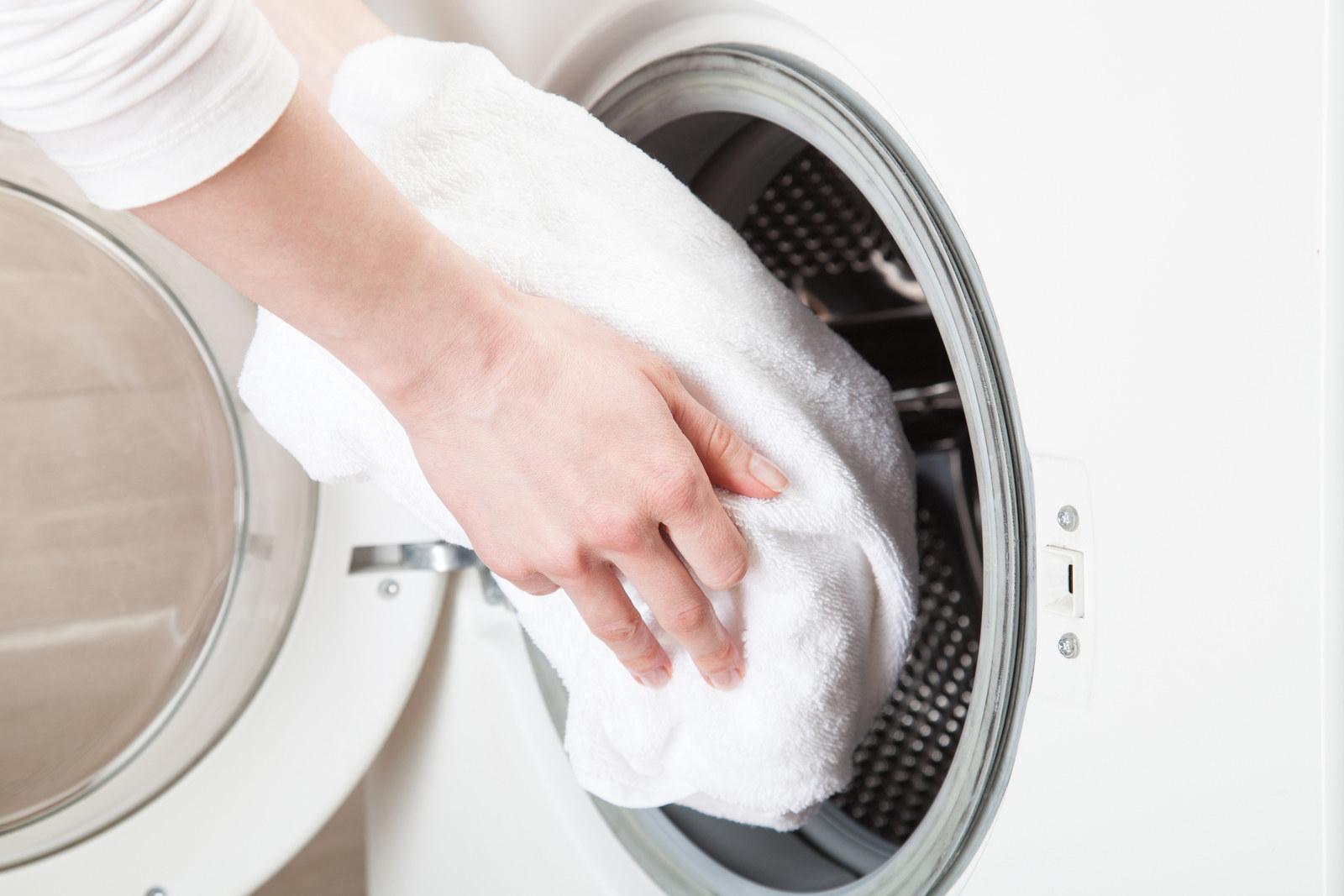 температура стирки полотенца