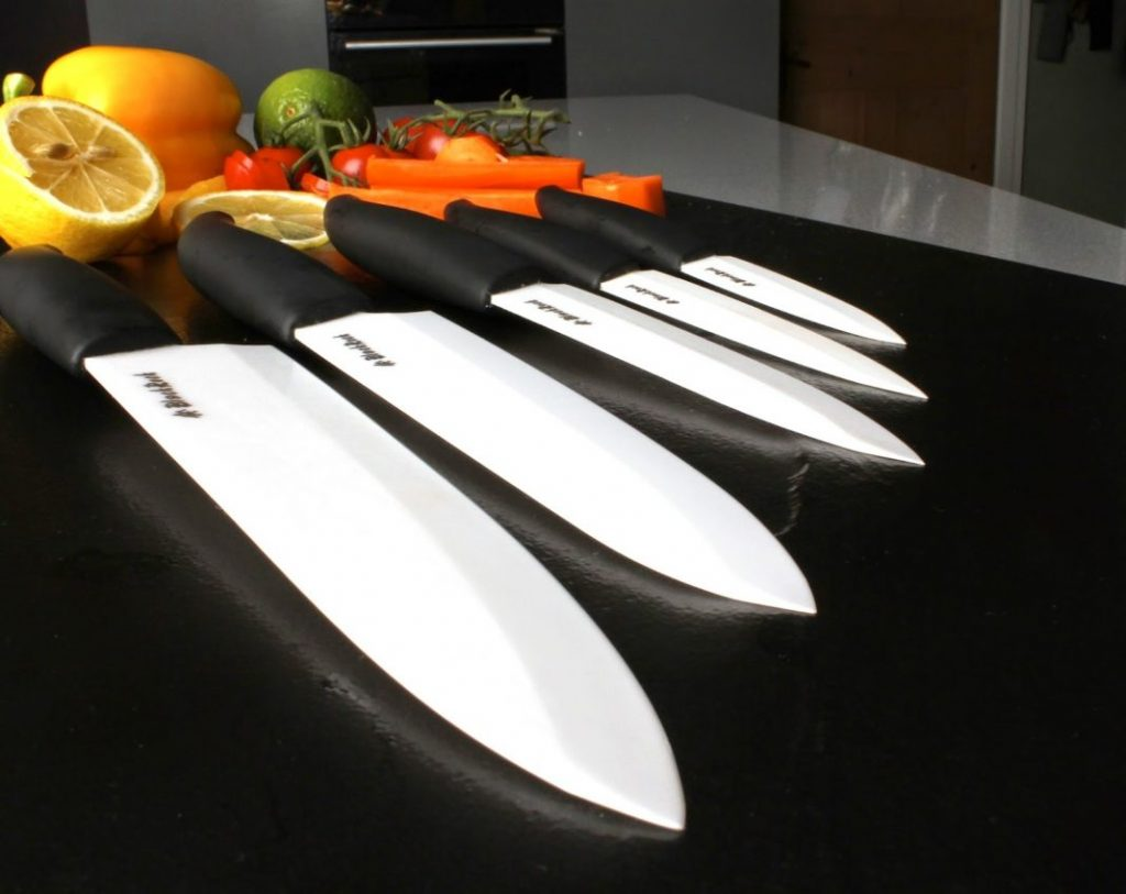 нож из керамики
