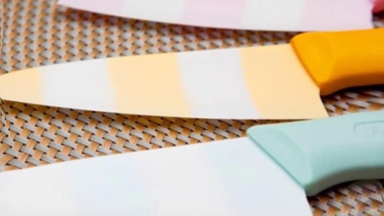 заточить керамический нож