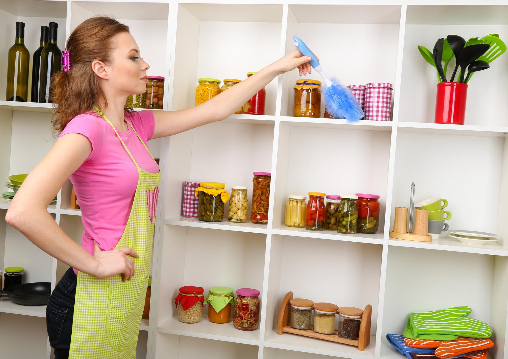 Распределяй тяжесть в шкафчиках
