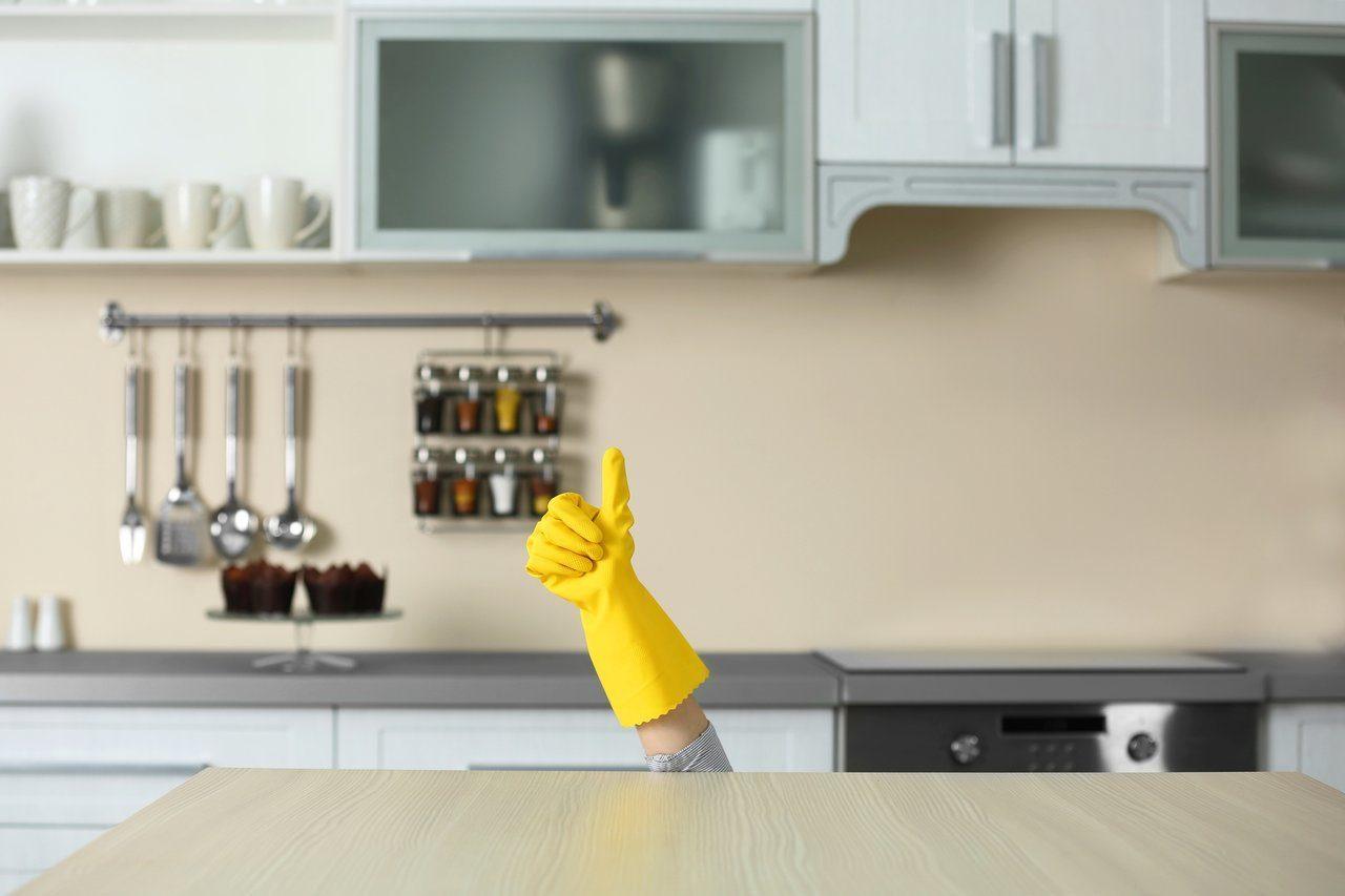 правильном уходе кухни