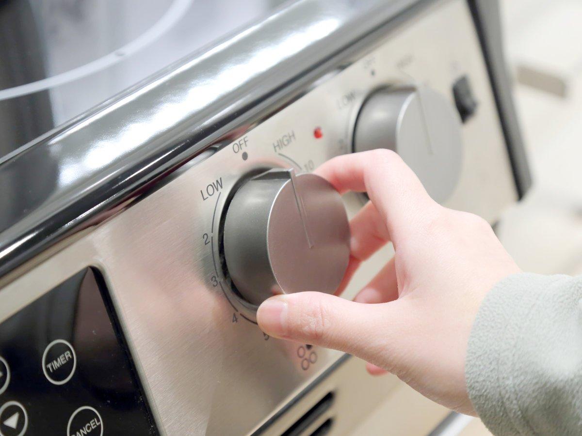 регулятор духовки