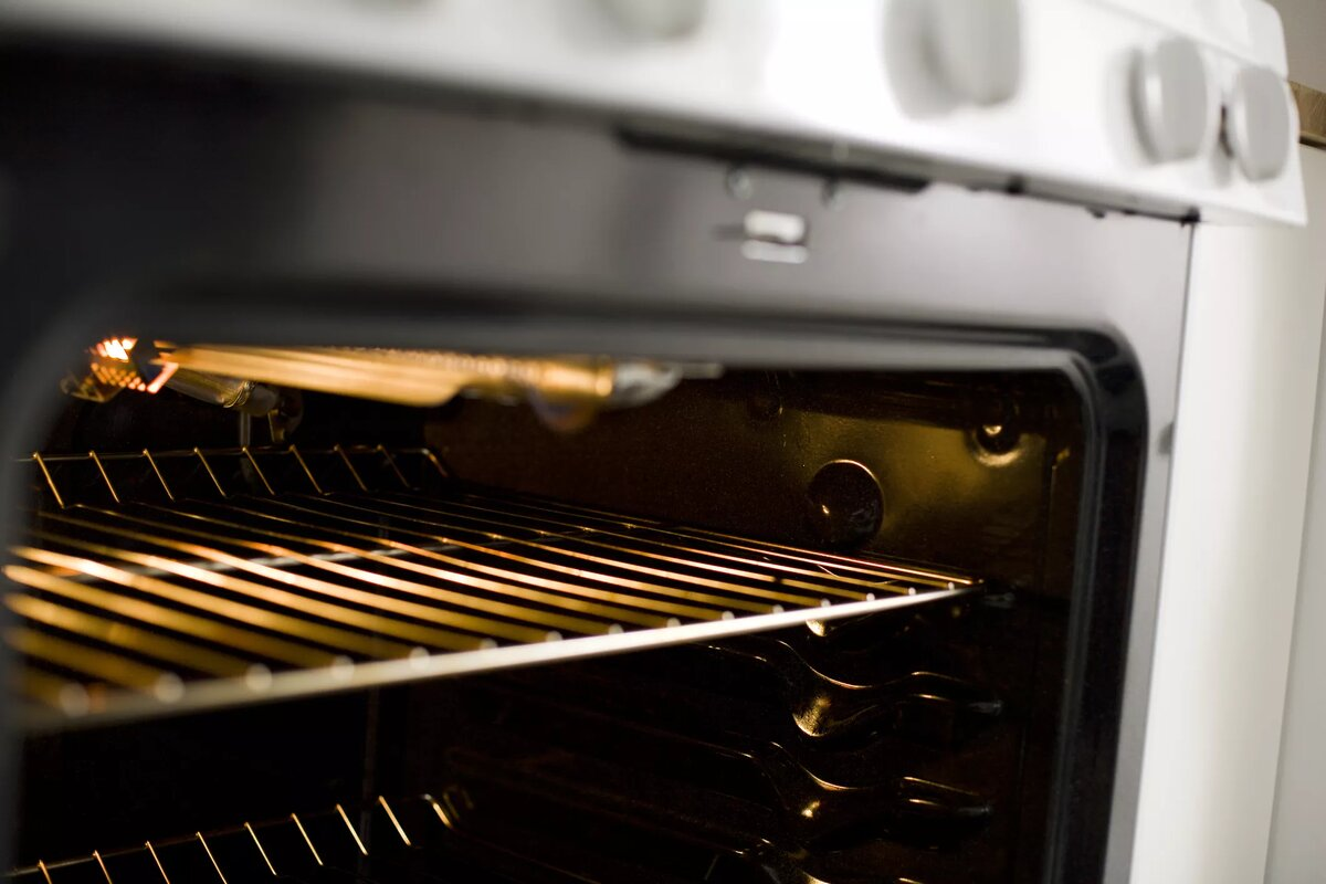 прокаливание духовки
