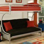 необычная кровать двухъярусная