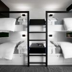как оформить кровать для четырех детей