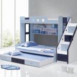 как правильно подобрать двухъярусную кровать для разнополых детей