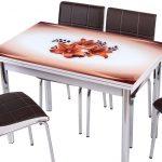 прямоугольный стол для кухни