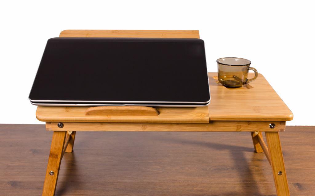Кроватный столик для ноутбука