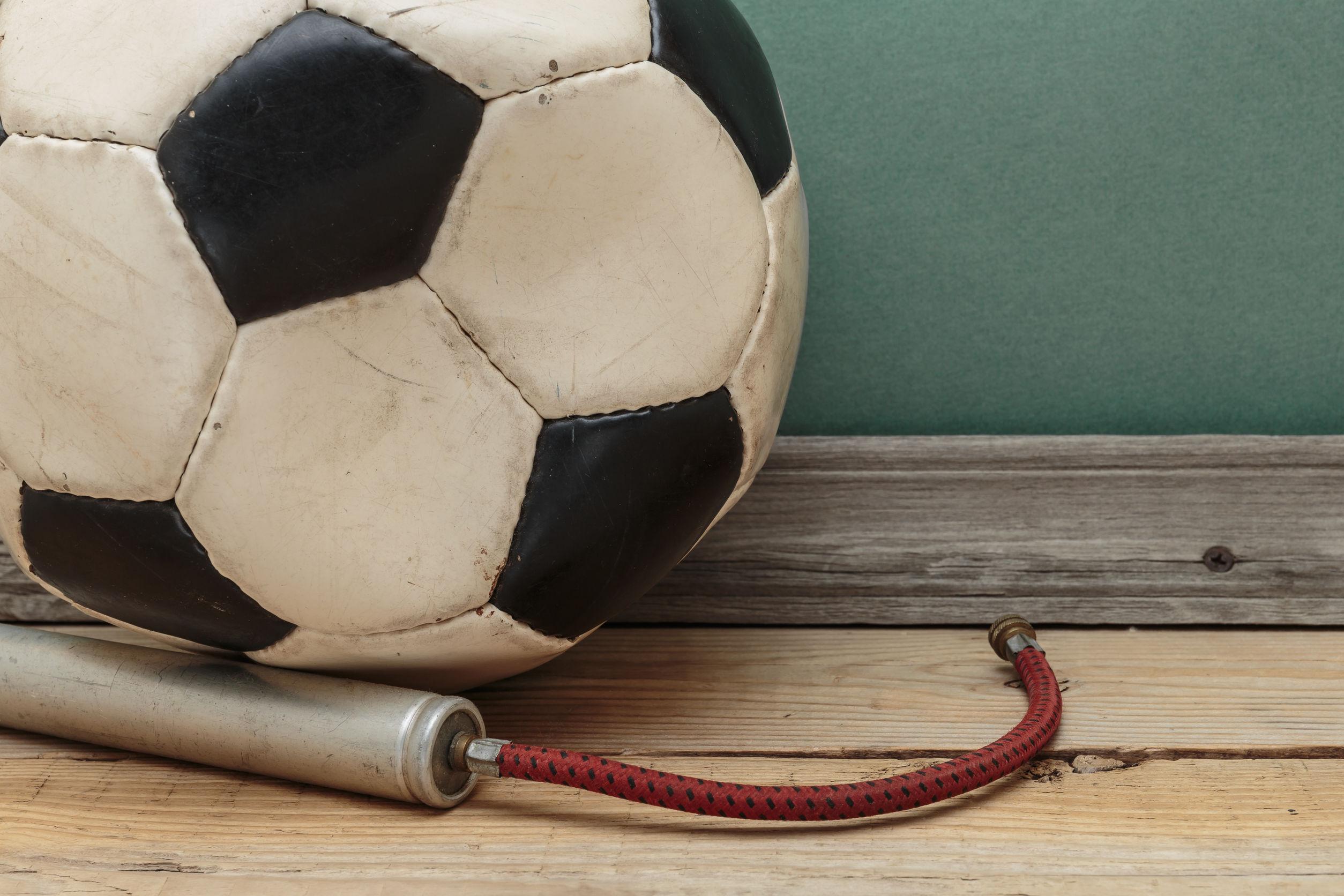мяч без повреждения камеры