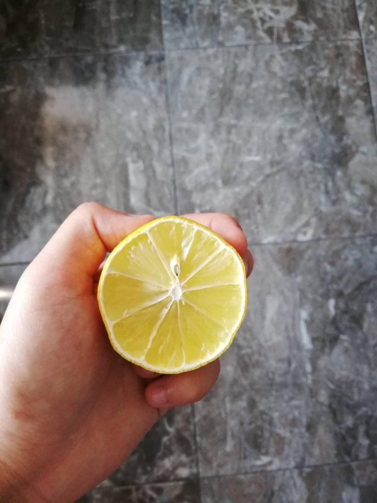 аромат лимона