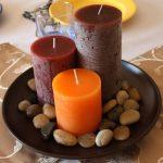 ароматизированные свечи для дома